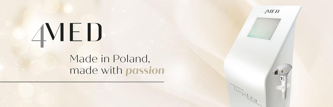 Polski producent urządzeń kosmetycznych 4MED